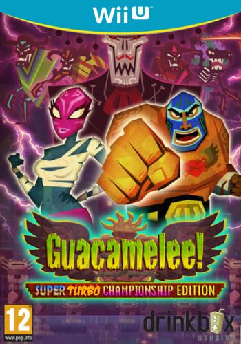 Guacamelee! Super Turbo Championship Edition WiiU coverM (WGCP)