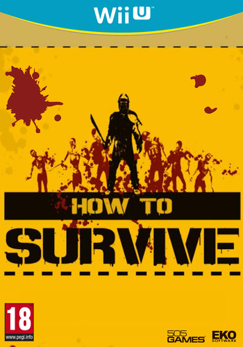 How to Survive WiiU coverM (WHTP)