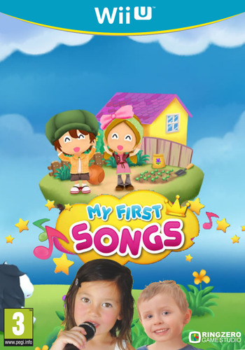 My First Songs WiiU coverM (WMSP)