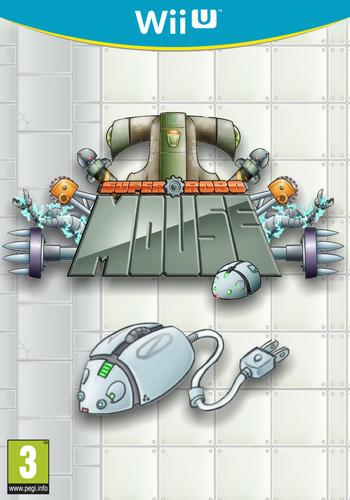 SUPER ROBO MOUSE WiiU coverM (WMWP)