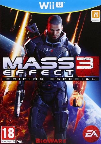 Mass Effect 3 Ediciόn Especial WiiU coverM (AMEP69)