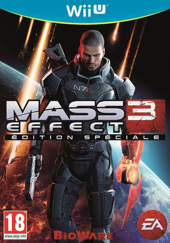 Mass Effect 3 - édition spéciale WiiU coverM (AMEP69)