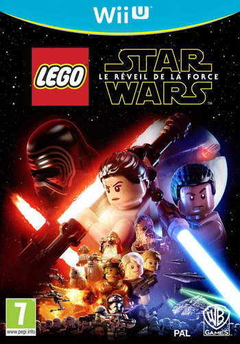 LEGO Star Wars: Le Réveil de la Force WiiU coverM (BLGPWR)
