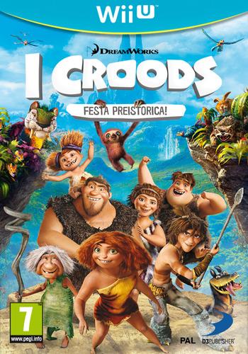 I Croods: Festa Preistorica! WiiU coverM (ACRPAF)
