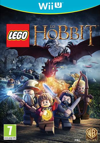 LEGO Lo Hobbit WiiU coverM (ALHPWR)