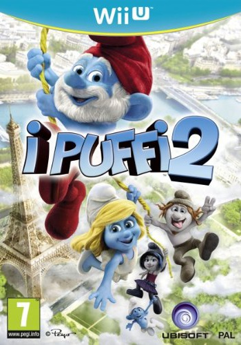 I Puffi 2 WiiU coverM (ASUP41)