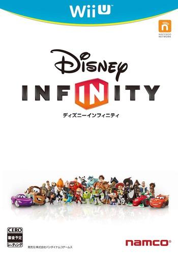 ディズニーインフィニティ WiiU coverM (ADSJAF)