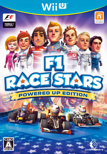 F1 RACE STARS POWERED UP EDITION WiiU coverM (AF9J36)