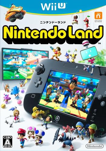 Nintendo Land WiiU coverM (ALCJ01)