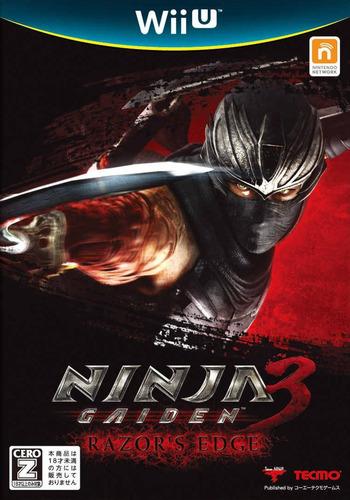 NINJA GAIDEN 3: Razor's Edge WiiU coverM (ANGJC8)