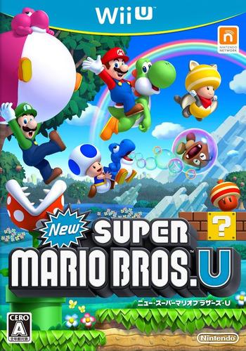 New スーパーマリオブラザーズ U WiiU coverM (ARPJ01)