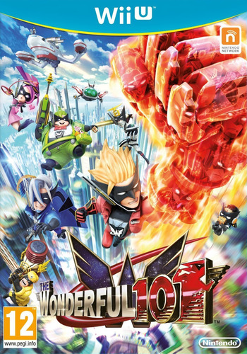 The Wonderful 101 WiiU coverM (ACMP01)