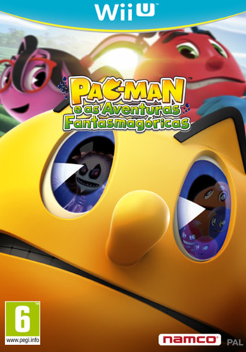 Pac-Man e as Aventuras Fantasmagóricas WiiU coverM (APCPAF)