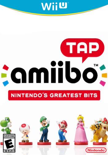 amiibo tap: Nintendo's Greatest Bits WiiU coverM (AAVE)