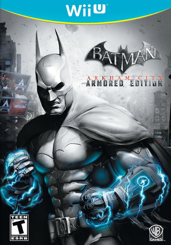 Batman Arkham City: Armored Edition WiiU coverM (ABTEWR)
