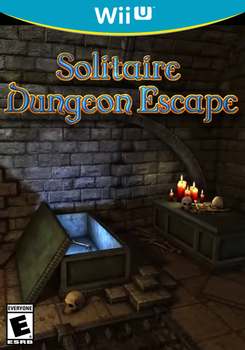 Solitaire Dungeon Escape WiiU coverM (AD7E)