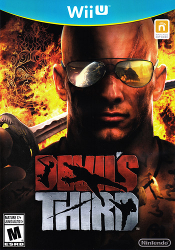 Devil's Third WiiU coverM (ADNE01)