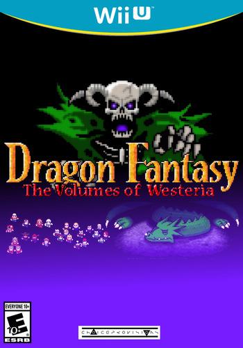 Dragon Fantasy: The Volumes of Westeria WiiU coverM (ADWE)