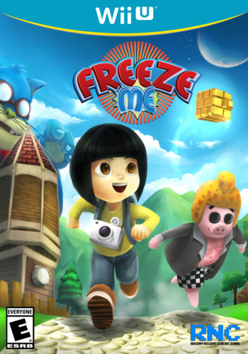 FreezeME WiiU coverM (AF4E)