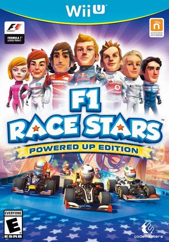 F1 Race Stars: Powered Up Edition WiiU coverM (AF9E)