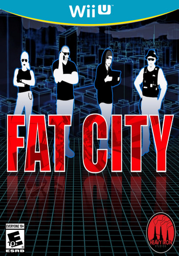 Fat City WiiU coverM (AFTE)