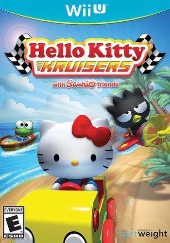 Hello Kitty Kruisers WiiU coverM (AHKEYM)