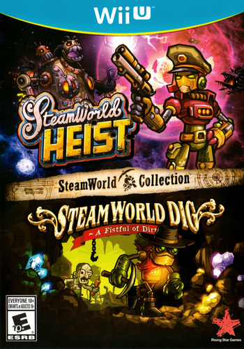 SteamWorld Collection WiiU coverM (AJ8E99)