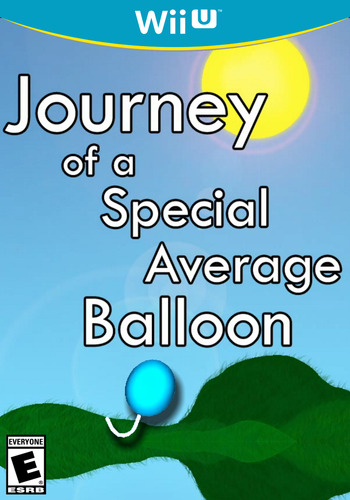 Journey of a Special Average Balloon WiiU coverM (AJBE)