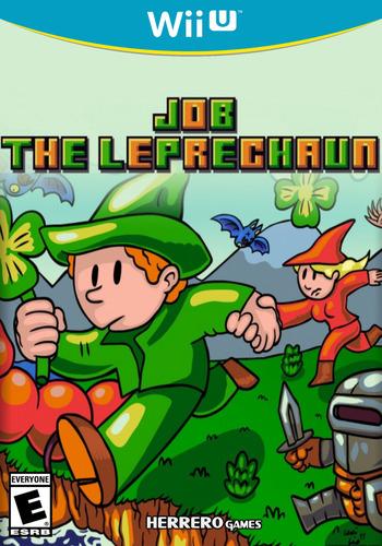 Job the Leprechaun WiiU coverM (AJLE)
