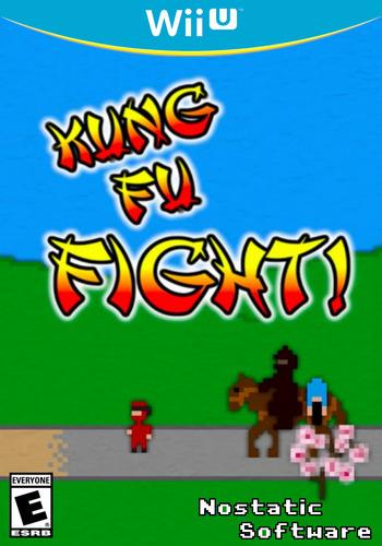 Kung Fu FIGHT! WiiU coverM (AK2E)