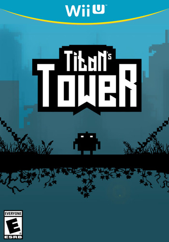 TITANS TOWER WiiU coverM (AK4E)