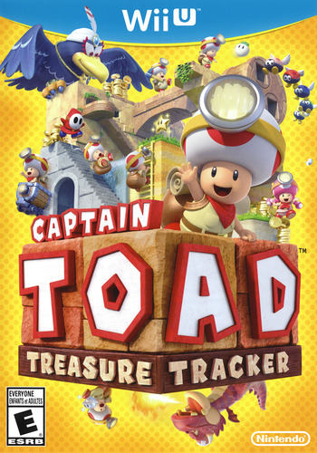 Captain Toad: Treasure Tracker WiiU coverM (AKBE01)