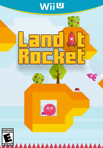 Land it Rocket WiiU coverM (AL6E)