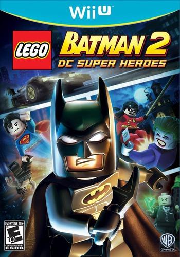 LEGO Batman 2: DC Super Heroes WiiU coverM (ALBEWR)