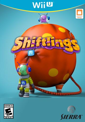 Shiftlings WiiU coverM (ALGE)