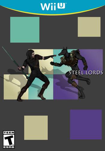 STEEL LORDS WiiU coverM (ALQE)