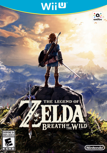 The Legend of Zelda: Breath of the Wild WiiU coverM (ALZE01)
