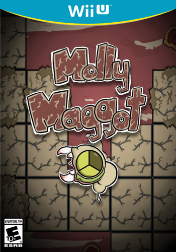 Molly Maggot WiiU coverM (AM5E)