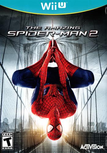 The Amazing Spider-Man 2 WiiU coverM (AM9E52)