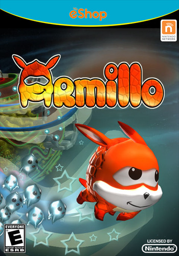 Armillo WiiU coverM (AMLE)