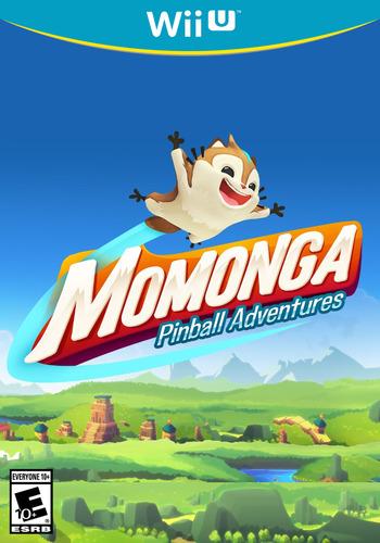 Momonga Pinball Adventures WiiU coverM (AMPE)