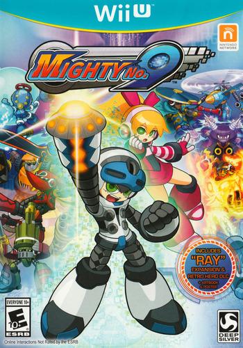Mighty No. 9 WiiU coverM (AMQEJJ)
