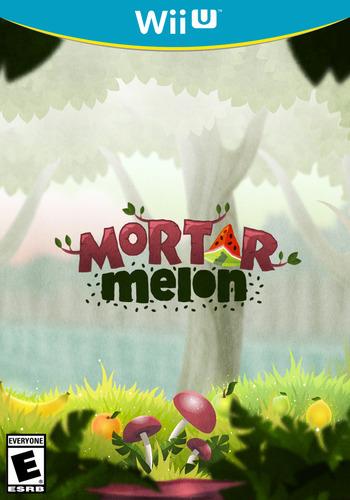 Mortar Melon WiiU coverM (AMTE)