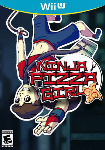 Ninja Pizza Girl WiiU coverM (ANPE)