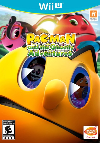 Pac-Man and the Ghostly Adventures WiiU coverM (APCEAF)