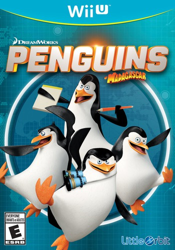 Penguins of Madagascar WiiU coverM (APGEVZ)