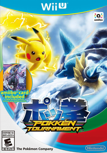 Pokkén Tournament WiiU coverM (APKE01)
