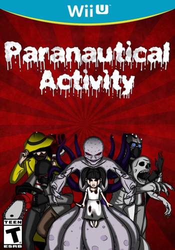Paranautical Activity WiiU coverM (APRE)