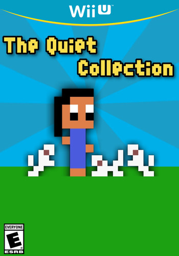 The Quiet Collection WiiU coverM (AQCE)