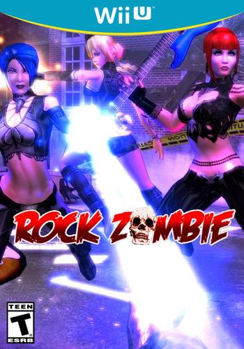 Rock Zombie WiiU coverM (ARZE)